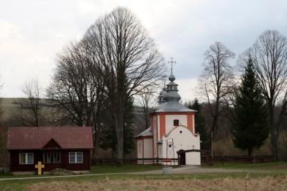 Cerkiew w Trzcianie, 2015r.