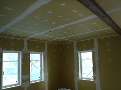 Mさま邸内装工事開始しました。