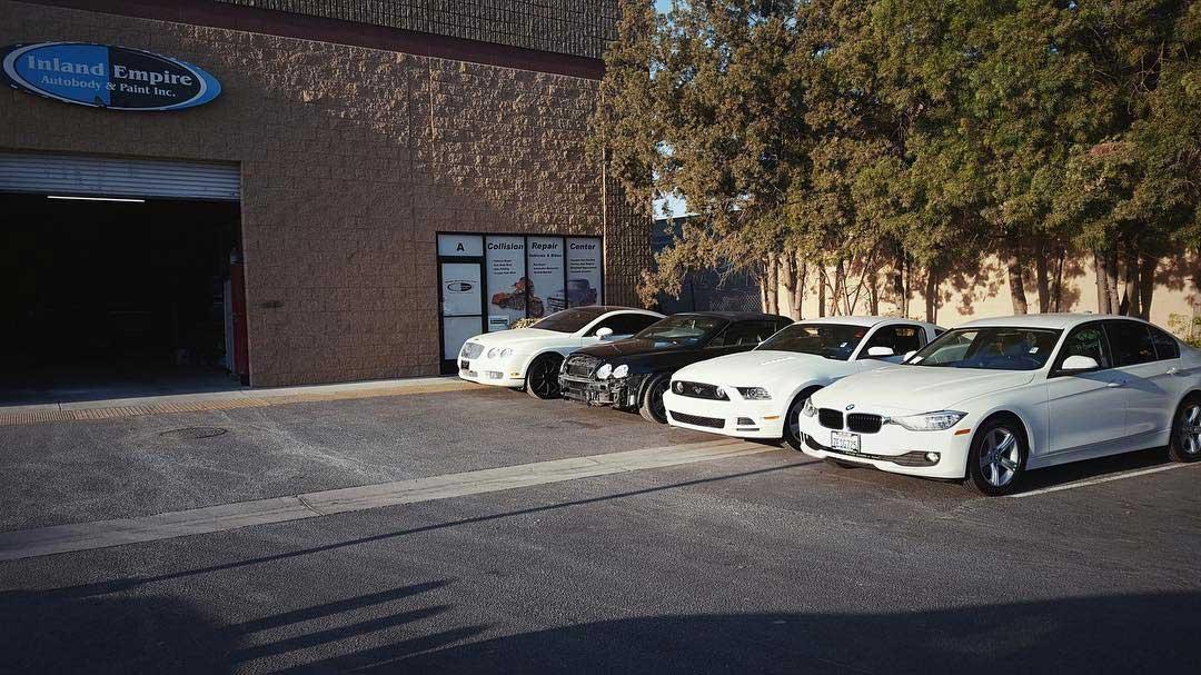 Inland Empire Autobody & Paint Inc. | Moreno Valley, CA