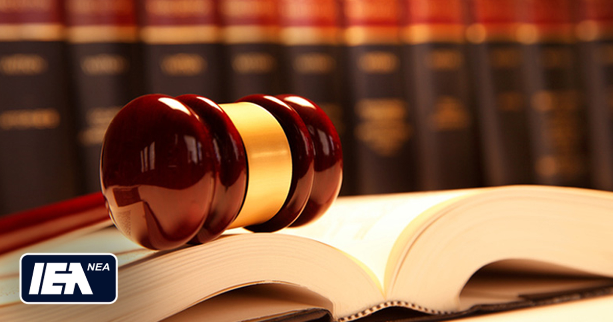 your legal rights illinois education association