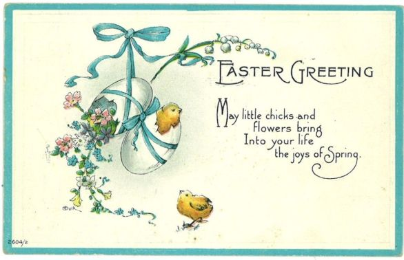 Easter Greeting Pictures