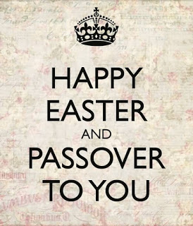 Happy Easter And Passover To You
