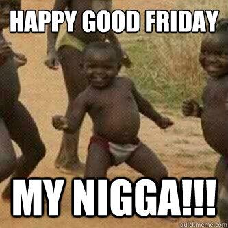 Funny Good Friday Meme