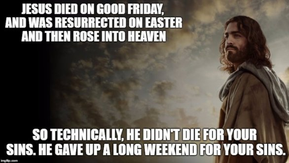 Funny Good Friday Memes