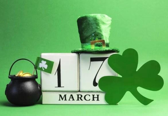 St Patricks Day 2020