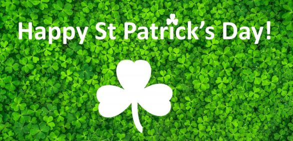 St Patricks Day Facebook Cover Images