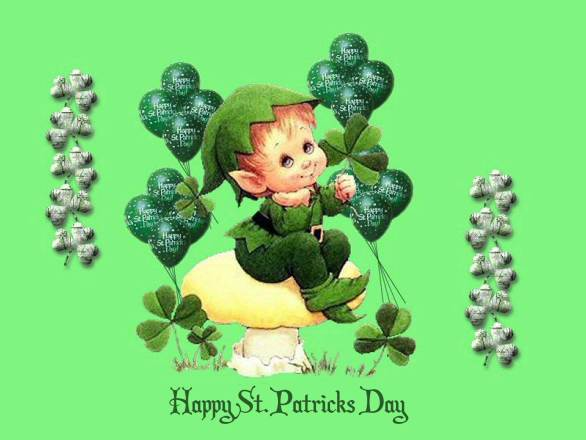St Patricks Day Photos