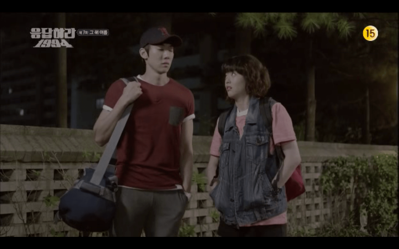 Reply 1994 Who Is Na Jungs Husband Addicted To Lipstick
