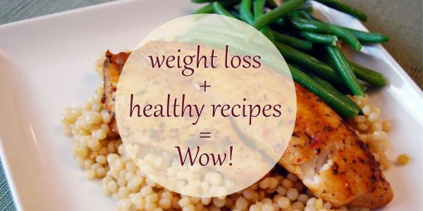 Top sources of healthy recipes for weight loss