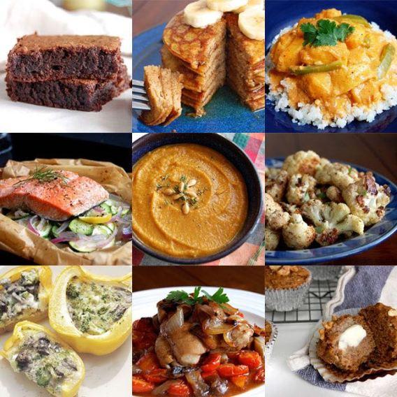snacks for paleo diets