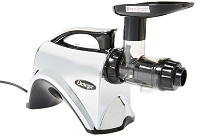 Omega NC900HDC 6th Generation Nutrition Center Electric Juicer