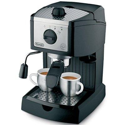 De'Longhi EC155 15 BAR Pump- Best Espresso Machine Under $100