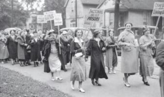 cigar strikers 1937