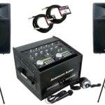 DJ Equipment System