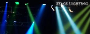 Stage Lighting Equipment Rentals