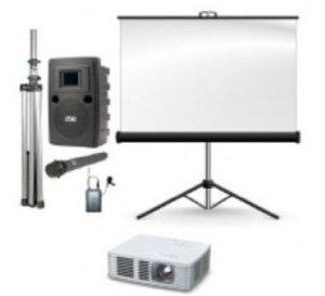 Presentation Package for Rental
