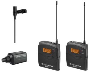 sennheiser EW ENG G3 Wireless Microphone Kit