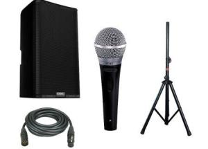 QSC Package with Mic
