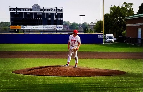 IE Baseball - Cole Taylor - Pitching