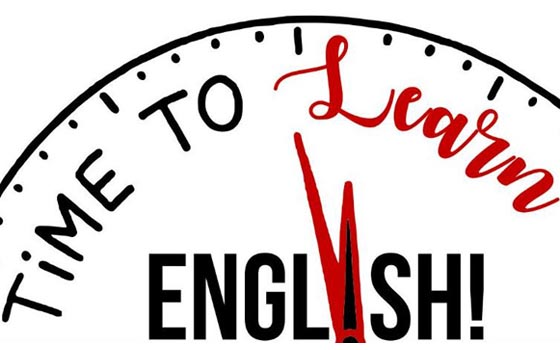 Time to Learn English