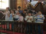 El coro de niños