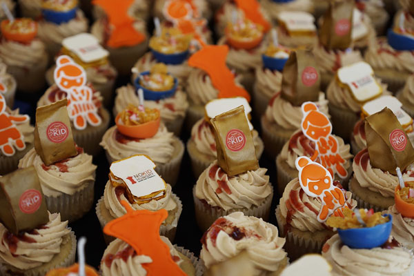 """courtesy photos/esteban rivera photography Bakers can still enter Cakewalk's """"Take the Cake Bake-Off 2."""" Proceeds from the event will support """"Share our Strength, No Kid Hungry"""" campaign and Cakewalk Cares' school program."""