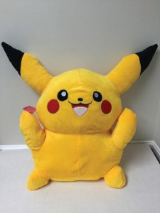 courtesy photos/sb county library Readers who check out 30 items will receive a mystery Pokeball and a chance to win a plush Pikachu as part of Read to Catch 'em All, a new program offered at all county libraries through September.