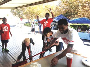 """iecn photo/yazmin alvarez Youngsters will be the spotlight at the Boys & Girls Clubs of Greater Redlands-Riverside's annual """"Day for Kids"""" celebration Sept. 17. The event offers a day of play, music and food and is free to families."""