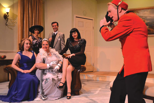 "courtesy photo/rialto community players   The Rialto Community Players 2016-17 theatre season opens Sept. 10 with ""Lend Me A Tenor"" at the Sandra R. Courtney Community Playhouse. Auditions for two upcoming productions for the season are scheduled Sept. 13,14, 20 and 21."