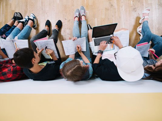Students-at-work