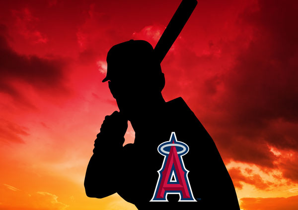 Ohtani hits 1st major league homer in 1st Angel Stadium at-bat