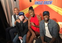 Cast of Uncle Drew