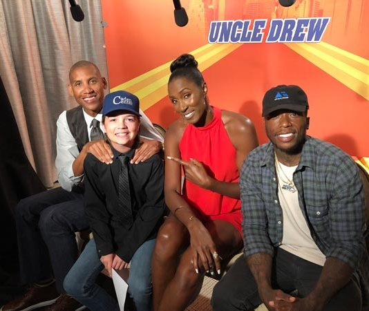 Cast of Uncle Drew