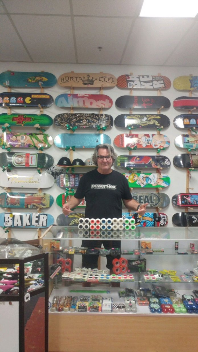 d957b9970b66 Rialto s Rise Above Skate Shop aims to team up with local school ...