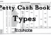 Types of Petty Cash Book in Accounting