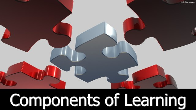 Components of Learning
