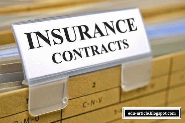 Insurance Contract Elements And Clauses Insurance Contract How It