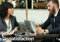 8 Causes of Job Dissatisfaction