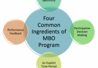 Four Common Ingredients of MBO Program