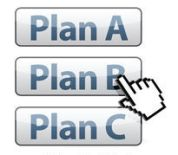 Planning Process Steps - Selecting a Course