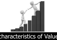 Characteristics of Value (Explained)
