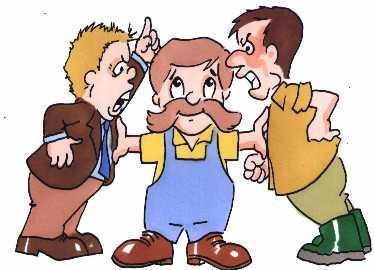4 Roles played by Third Party in Negotiation Process
