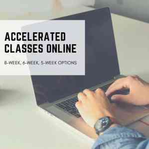 How to get a college degree with accelerated courses?