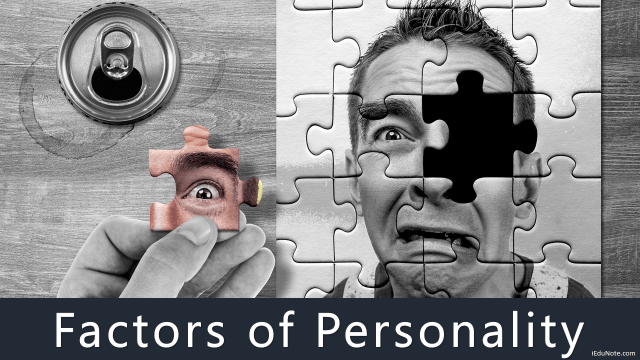 Factors of Personality