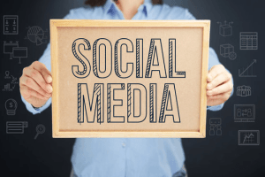 Be Active On Social Media with your customers