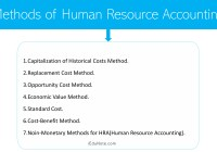 Methods of Human Resource Accounting