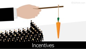 Incentives: Types of Short-Term & Long-Term Incentives