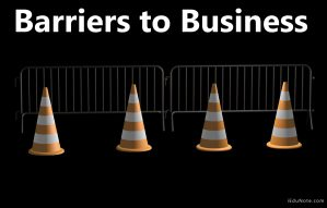 Barriers to Business