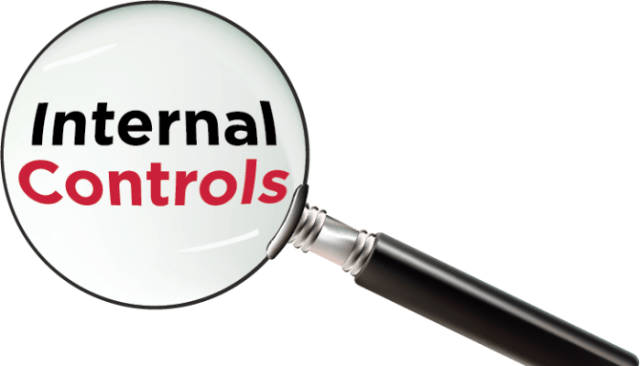 system of 'internal control i c A control system manages, commands, directs, or regulates the behavior of other devices or systems using control loops it can range from a single home heating.