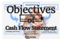 Objectives of Cash Flow Statement in Accounting